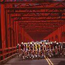 Red Bridge by stephenwaters