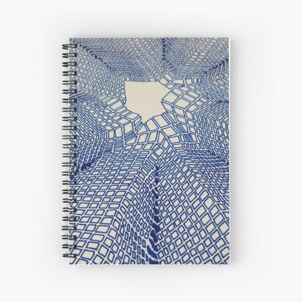 Star Crackle Spiral Notebook