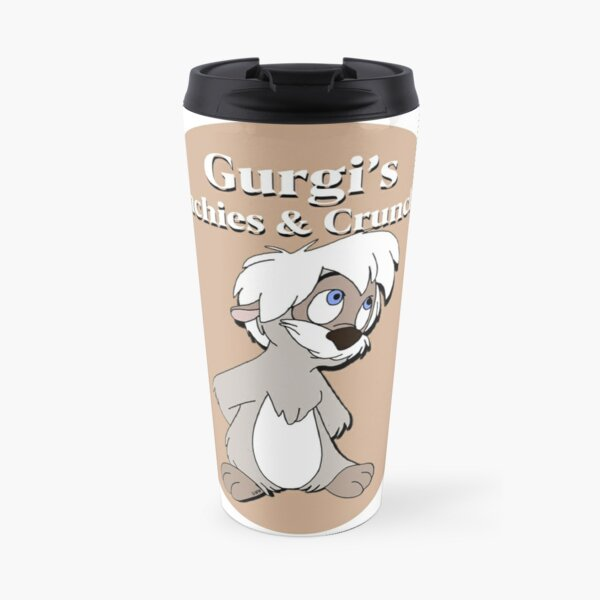 Gurgi's Munchies and Crunchies Travel Mug