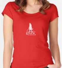 River the Reaver Slayer Women's Fitted Scoop T-Shirt