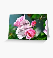 Knockout Roses Greeting Card