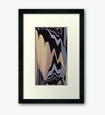 Poncho Framed Print