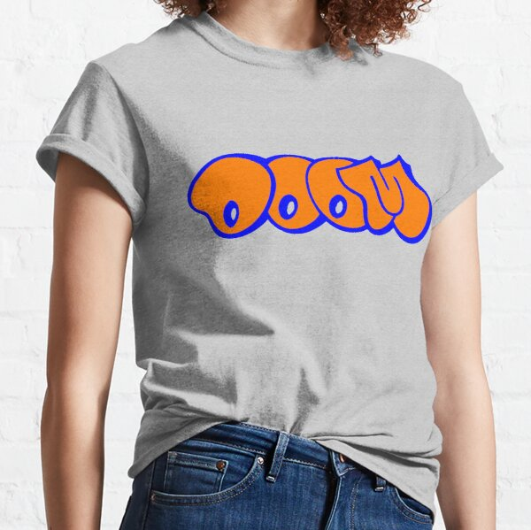 DOOM Logo (Colored) Classic T-Shirt