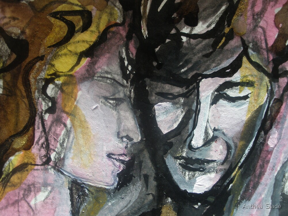 Dirty Dancing Detail by Anthea  Slade