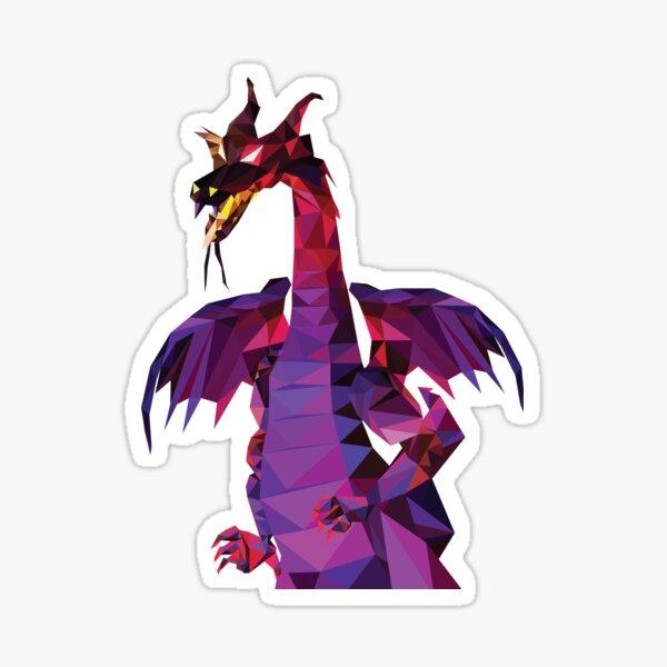 Fantastic Dragon Sticker
