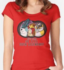 Such Legendary Women's Fitted Scoop T-Shirt