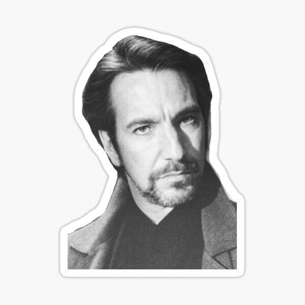 alan, alan, alan Sticker