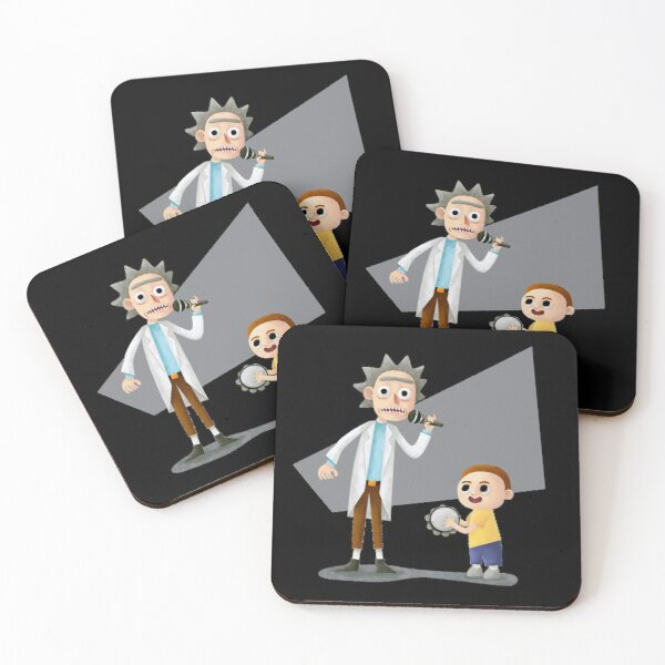 Let's get cerdis Coasters (Set of 4)