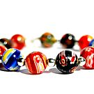 colourful beads by natalie angus