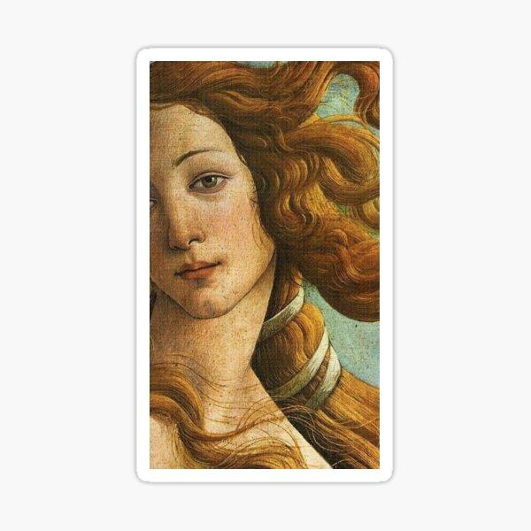 Birth of Venus by Botticelli Sticker