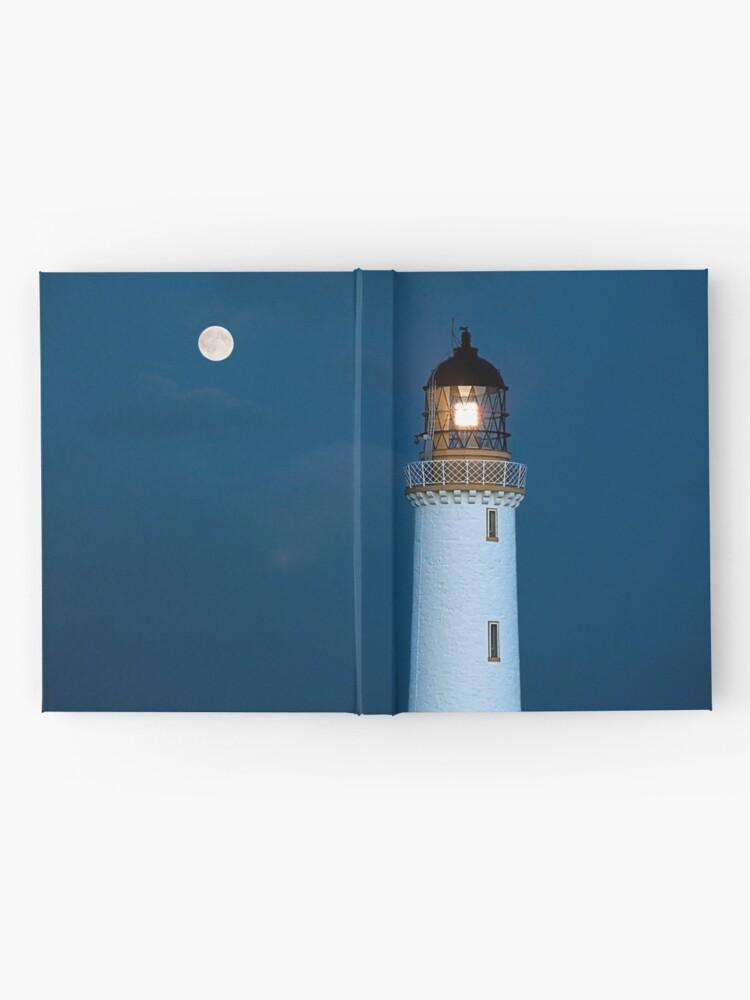 Alternate view of Night Lights Hardcover Journal