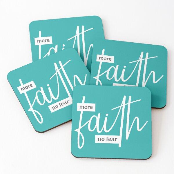 Faith Coasters (Set of 4)