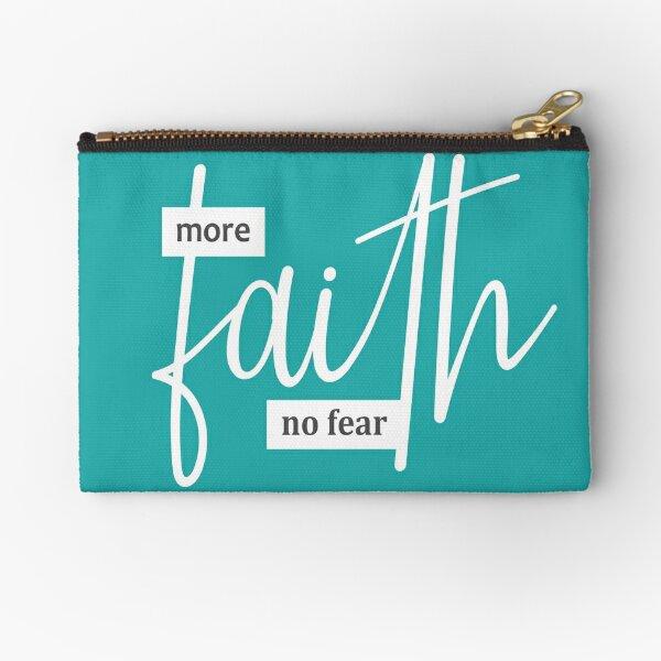 Faith Zipper Pouch