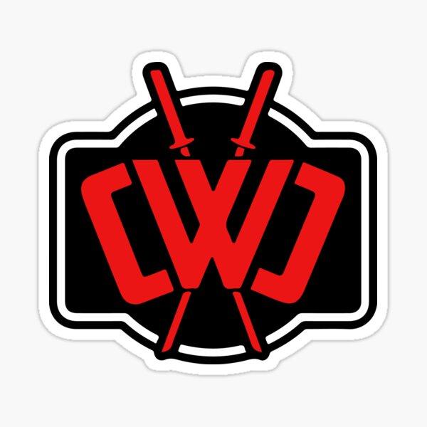Chad Wild Clay CWC Sticker