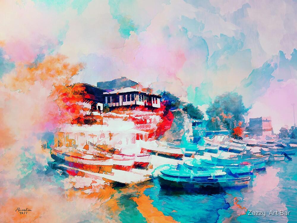 Nesebar Coast by rosalin