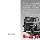 Welcome to the club by Jim Mathews