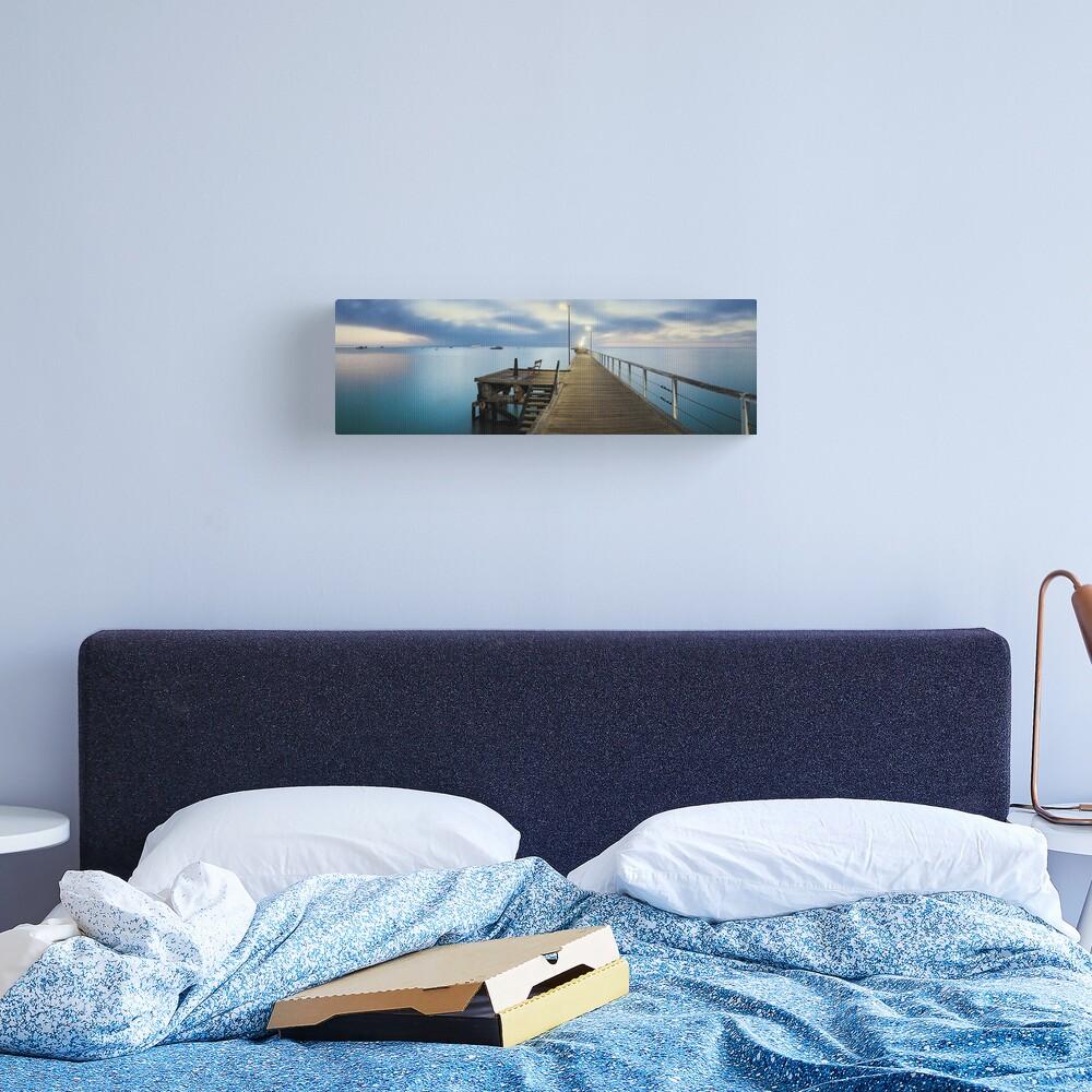 Beachport Jetty, South Australia Canvas Print