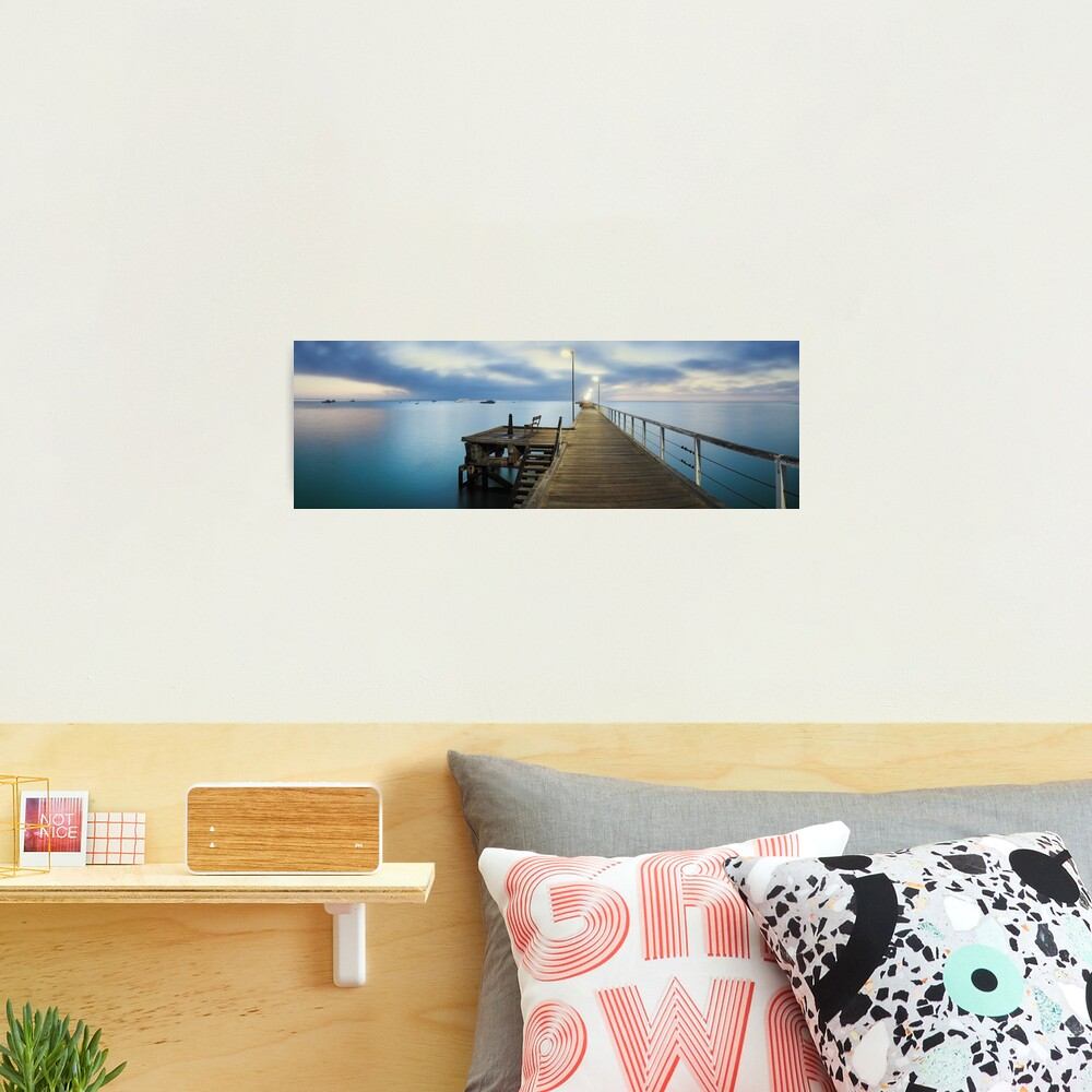 Beachport Jetty, South Australia Photographic Print