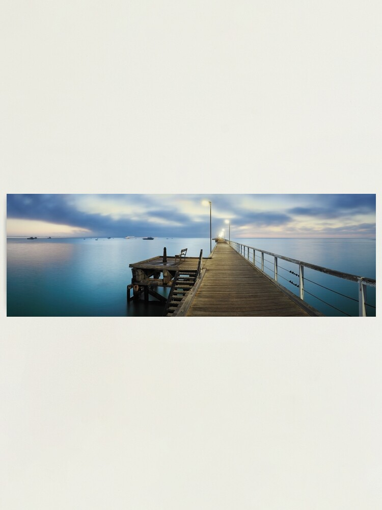 Alternate view of Beachport Jetty, South Australia Photographic Print