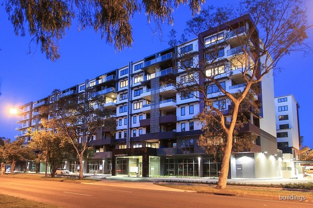 IQ Apartments, Braddon by buildings