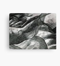Leaves Close-up Canvas Print