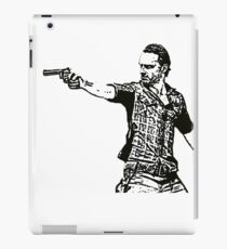 Rick Grimes Walking Dead  iPad Case/Skin