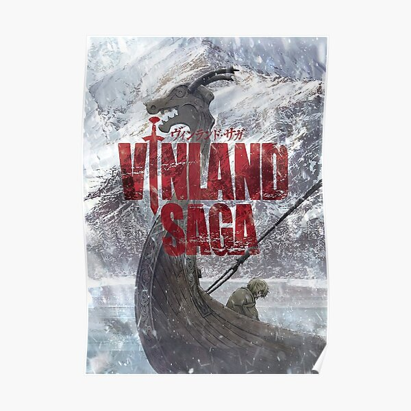 Vinland Saga - Poster Poster