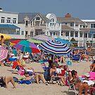 Belmar Beach, NJ by mikepaulhamus