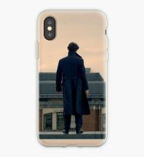 Sherlock Falls iPhone Case