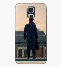 Sherlock Falls Case/Skin for Samsung Galaxy