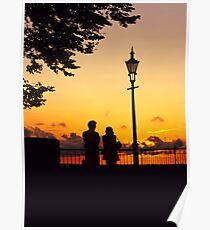 Romantic Evening Poster