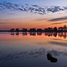 Mirror Mirror on the Lake by Mathew Courtney