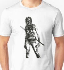 Michonne Walking Dead Unisex T-Shirt