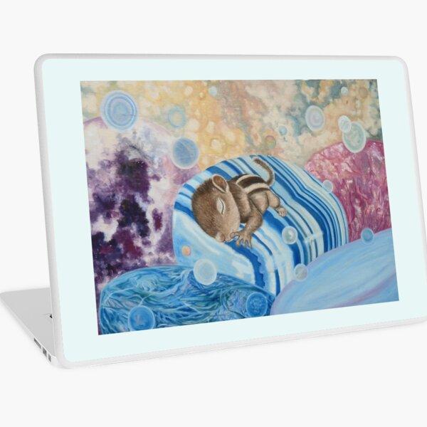 Birth. Celebrating Newborn Babies Laptop Skin