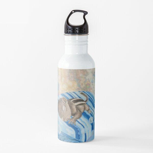 Birth. Celebrating Newborn Babies Water Bottle