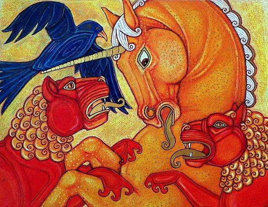 Battleground by Lynnette Shelley