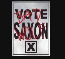 Bad Saxon Poster