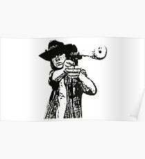 Carl Grimes Walking Dead Poster