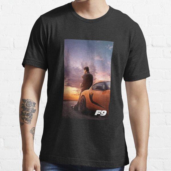 rapide et furieux 9 T-shirt essentiel