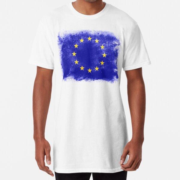 European Union flag EU Long T-Shirt