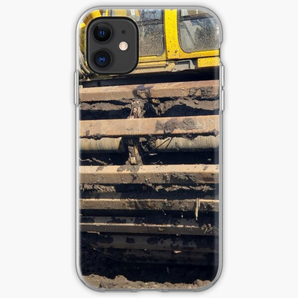 Swamp Thing iPhone Soft Case