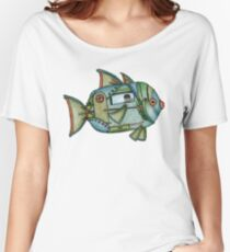 Aqua Gypsy Women's Relaxed Fit T-Shirt
