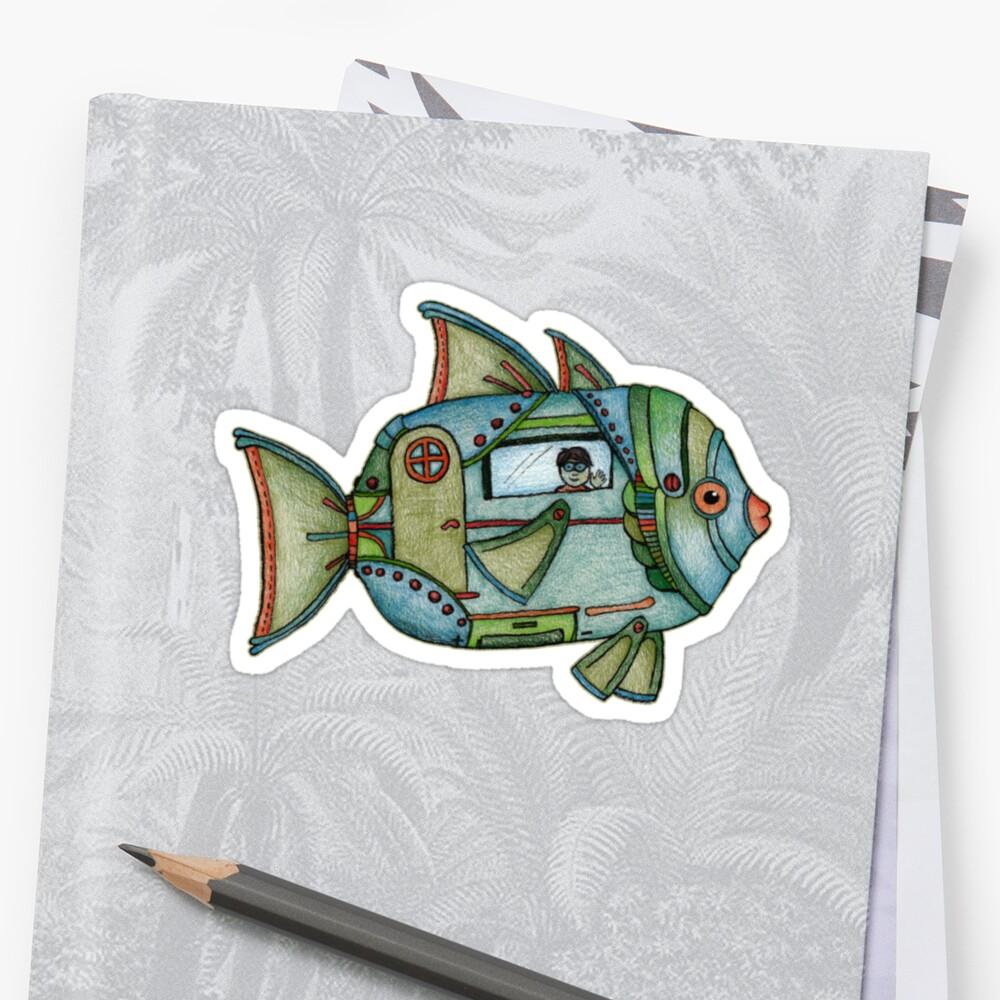 Aqua Gypsy by micklyn