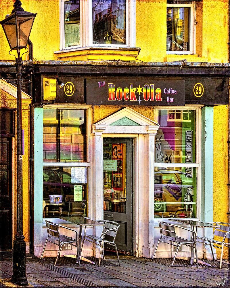 "The ""Rock Ola"" Coffee Bar by Chris Lord"