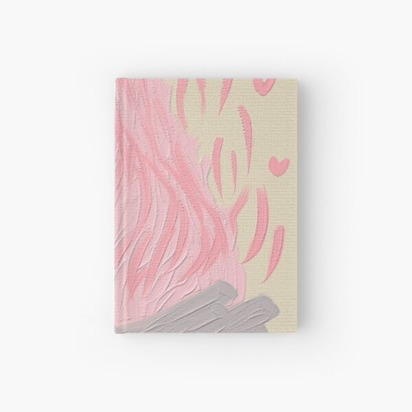 Fiery Hearts Hardcover Journal