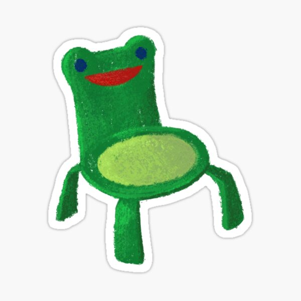 Animal Crossing Froggy Chair Gifts Merchandise Redbubble
