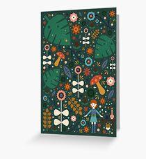 Nausicaa Greeting Card