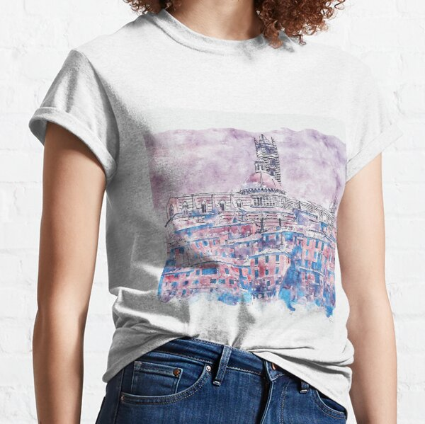 Siena, cityscape Classic T-Shirt