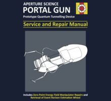 Portal Gun Service and Repair Manual