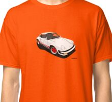 My own 911 in white Classic T-Shirt